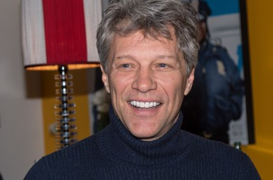 Jon Bon Jovi at arrivals for THE WANNABE Premiere, Crosby Street Hotel, New York, NY December 2, 2015. Photo By: Steven Ferdman/Everett Collection