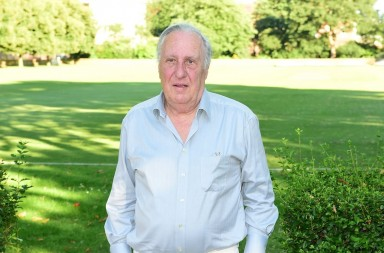 Frederick Forsyth attending the Frost Summer Party Fundraiser, in aid of the Miles Frost Fund and in partnership with the British Heart Foundation, at Burton Court, in London. PRESS ASSOCIATION Photo. Picture date: Monday 18th July, 2016. Photo credit should read: Ian West/PA Wire
